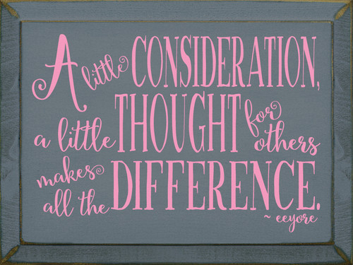 Shown in Old Slate with Pink lettering