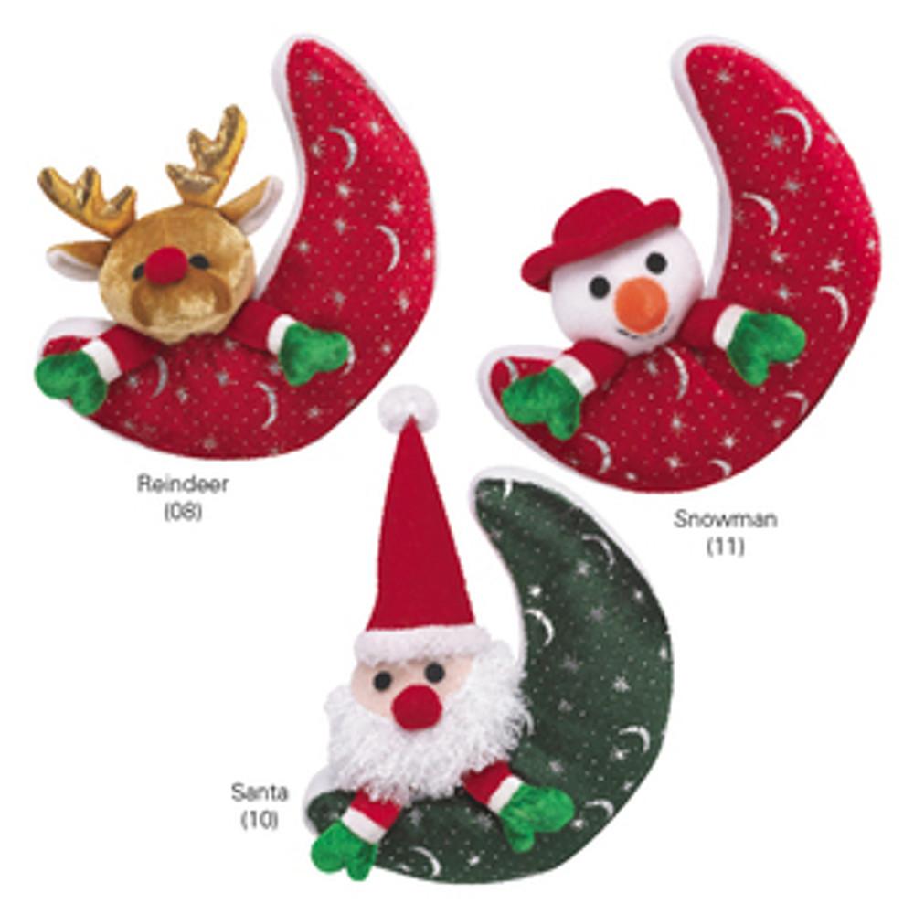 Night Before Christmas Dog Toy