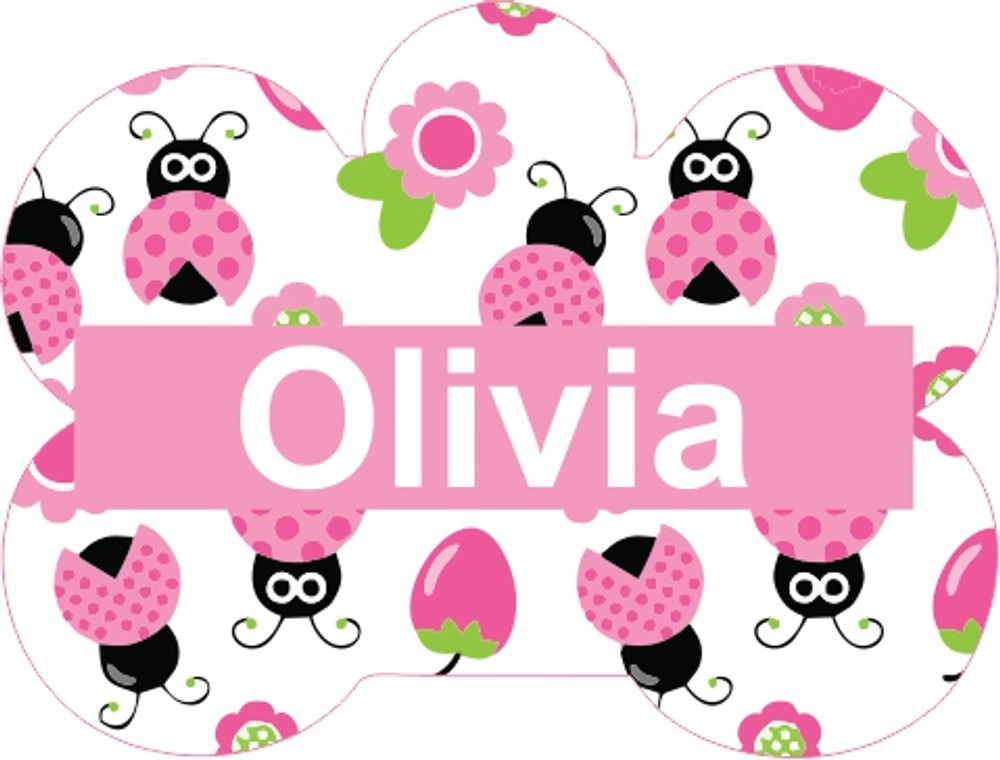 Pet tag (5 designs - personalized)