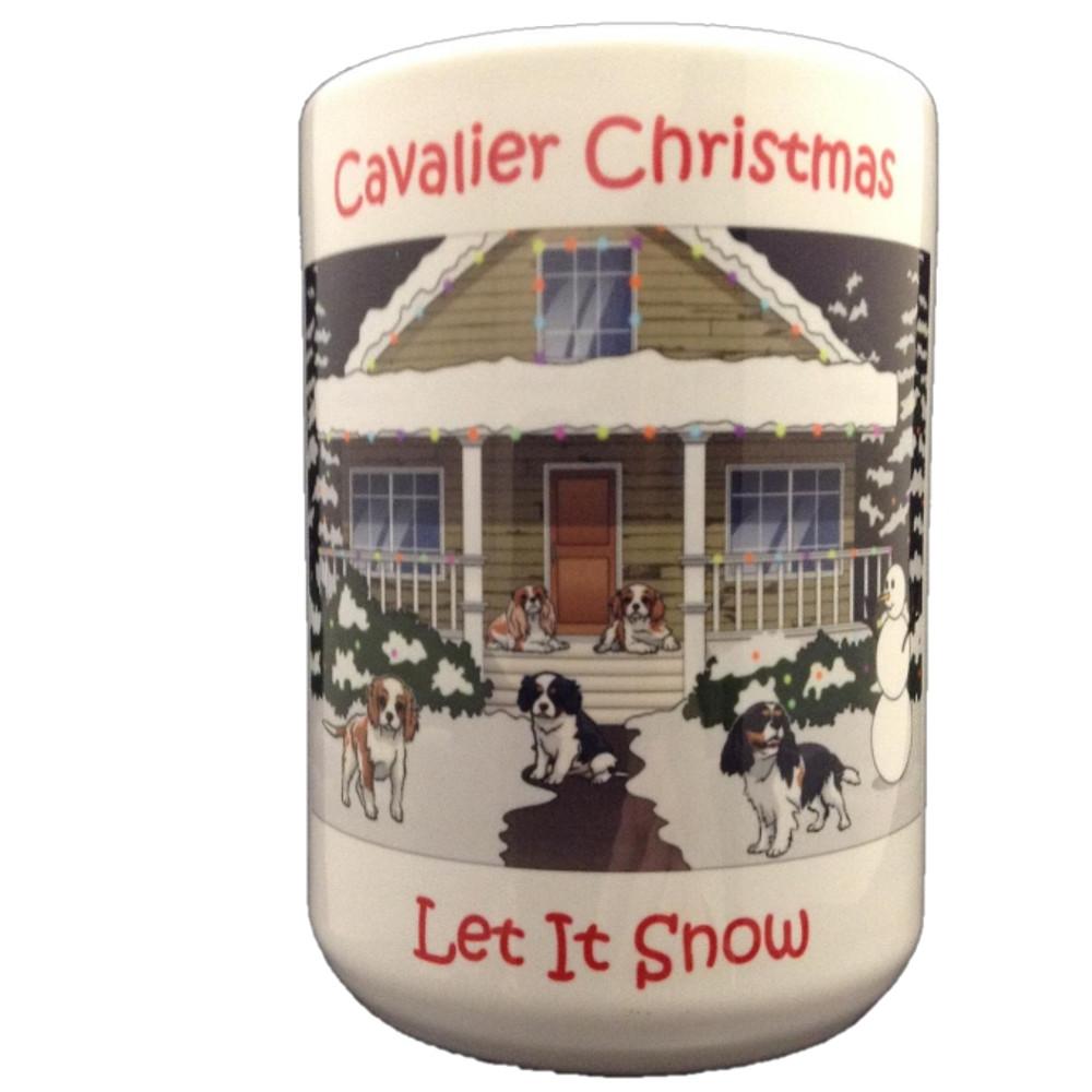 Let It Snow (front)