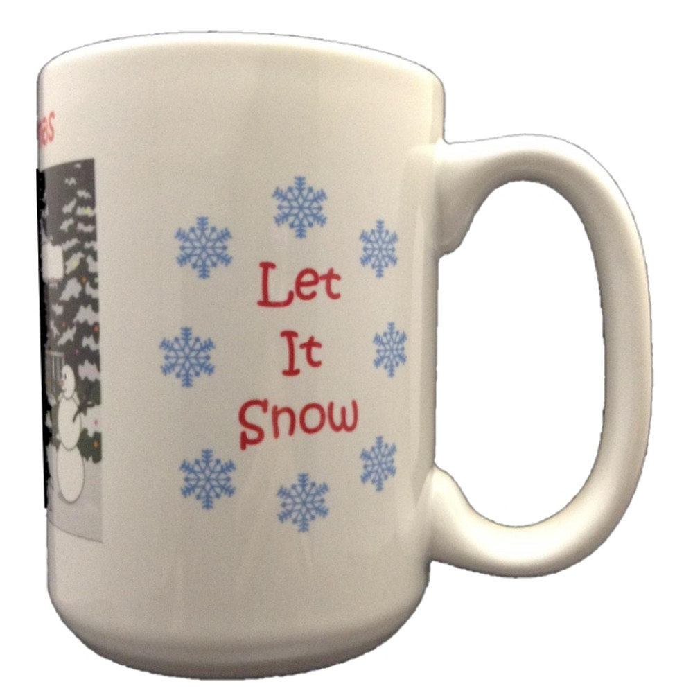 Let It Snow (right)