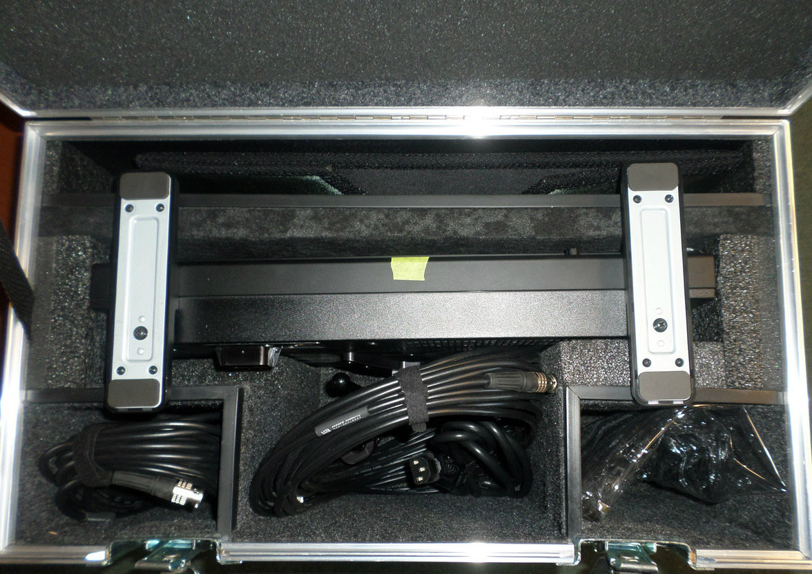 "Sony PVM 170 17"" Trimaster El OLED Monitor Shipping Case"