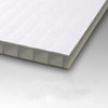 10mm Corrugated plastic sheets : 48 x 96 :10 Pack 100% Virgin White