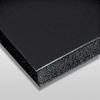 """3/16"""" Black Buffered Foam Core Boards :48 X48"""