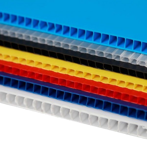 4mm Corrugated Plastic Sheets 12 X 18 10 Pack 100