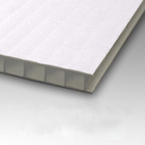 10mm Corrugated plastic sheets 10 pack 100% Virgin White  custom size