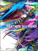 Premium Whiting Euro Hackle Feather Hair Extension Wide With Fluff