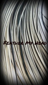 Hair Feather Extensions -Premium Grade Euro Feathers - Select Your Length - Natural Badger