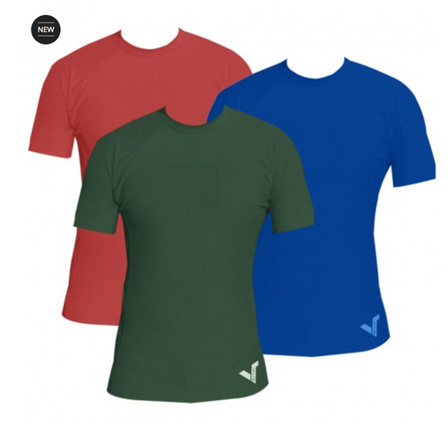 Men's Koredry Lycra Short Sleeve Rashguards