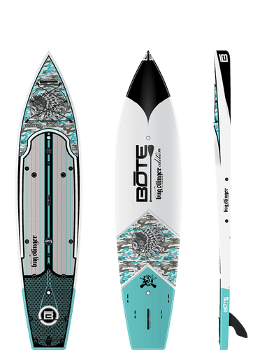 Bote SUP  Rackham - Bugslinger  fishing paddle board