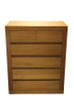 CLAREMONT 6 DRAWER TALLBOY -1120(H) X 900(W) - CHOICE OF COLOURS
