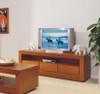 ELKE LOWLINE TV UNIT WITH 3 DRAWERS 1800(W) - TASIE OAK