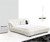 DOUBLE AVA-LOUISA LEATHERETTE BED (619) - ASSORTED COLORS