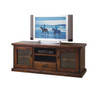 RUSTIC LOWLINE TV UNIT WITH 2 DOORS / 1 DRAWER - 1650(W)