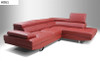 AIMEE (A061) 3 SEATER +  CHAISE SUITE - ASSORTED COLOURS AVAILABLE