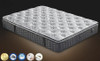 SINGLE HEAVENLY COMFORT POCKET SPRING  WITH  LATEX ENSEMBLE (MATTRESS & BASE) (MODEL 32PB-11) WITH BODY CARE (SWB) BASE - EXTRA FIRM