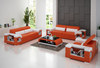MARIBA (G8014D) 3 SEATER + 2 SEATER + 1 SEATER  LOUNGE - CHOICE OF LEATHER AND ASSORTED COLOURS AVAILABLE