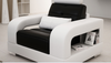 SENCHEL  3S + 1S + 1S  LOUNGE  SUITE  (MODEL - L6008D) - CHOICE OF LEATHER AND ASSORTED COLOURS AVAILABLE