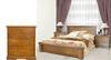 DONSILIA KING  4 PIECE TALLBOY BEDROOM SUITE  ( MODEL- 11-1-11-1-4-21 ) - RUSTIC