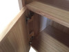 MACQUARIE 4 DOOR TV UNIT - TASSIE OAK COMBINATION - 2000(W) - ASSORTED TIMBER COLOURS