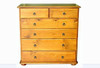 SAHARA CSH316 6 DRAWER TALLBOY - 590(D) - ASSORTED COLOURS AVAILABLE