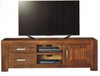 EMILY HARDWOOD MEDIUM TV UNIT  WITH 1 DOOR , 2 DRAWER , 2 NICHES -1840(W)