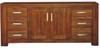 EMILY 2 DOORS 6 DRAWERS ACACIA  BUFFET - 850(H) X 1940(W