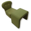 GERRY KIDS CHAIR & TABLE - GREEN OR RED