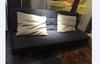 AMY FABRIC BI FOLD SOFA BED (#019) - ASSORTED COLOURS