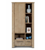 INTRO  HIGHBOARD 1000(W) x 400(D) WITH 2 DRAWER, 1 DOOR - CARAMEL