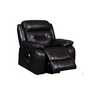 MAYNE LIFT RECLINER CHAIR WITH BACK UP BATTERY - BREEZE BLACK