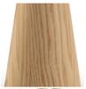 DALLIN LAMP TABLE (SHORT) - 500(H) X 450(DIA) - ASH + WHITE