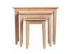ROBINHOOD (NT-N3T) NEST OF 3 TABLES - OAK
