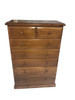 YORK 7 DRAWER (TOP SPLIT) TALLBOY