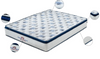 DOUBLE    POSTURE COMFORT  EURO TOP POCKET SPRING MATTRESS (LIM1010) - EXTRA  FIRM