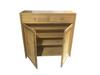 BANDY LARGE 2 DOOR / 2 DRAWER SHOE CABINET - 1200(H) X 1250(W) – ASSORTED COLOURS