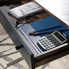 HARVEY PARK OFFICE DESK - 1180(W) - WALNUT