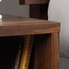 HARVEY PARK  ONE  DRAWER BEDSIDE TABLE  - WALNUT