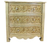 GENERAL  3 DRAWERS CHEST -840(H) X 920(W) - (MODEL:MT06) - MAPLE