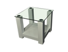 WINNIE SIDE TABLE - HIGH GLOSS WHITE