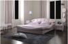 FRANCES KING 3 PIECE BEDSIDE BEDROOM SUITE WITH (#86 BEDSIDES) - LEATHERETTE - ASSORTED COLOURS