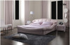 FRANCES QUEEN 3 PIECE BEDSIDE BEDROOM SUITE WITH (#86 BEDSIDES) - LEATHERETTE - ASSORTED COLOURS