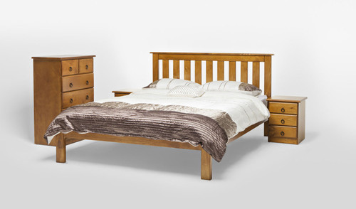 DOUBLE VEGAS BED