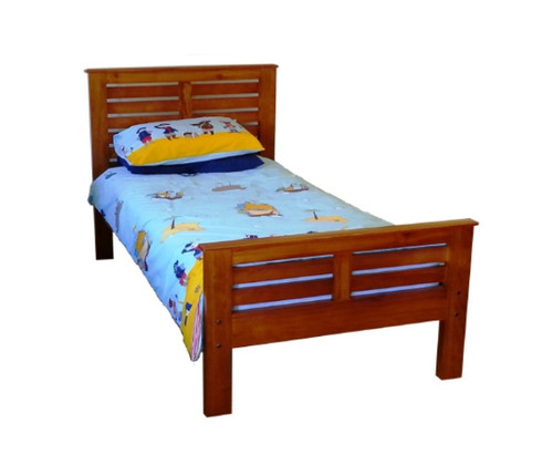Image shows Single size Haven Bed.