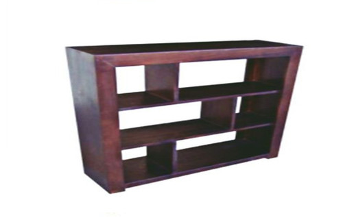 DERBY LOWLINE BOOKCASE / STAGGERED ROOM DIVIDER - 3 X 5 (NO BACK) - 900(H) X 1500(W) - ASSORTED COLOURS