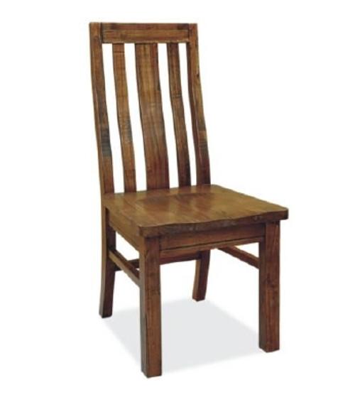 RADIUS  TIMBER SEAT DINING CHAIR (MODEL 20-15-19-3-1-14-1)