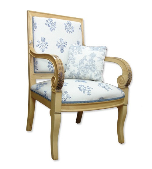 EMPIRE(CH026A) SQUARE BACK CHAIR