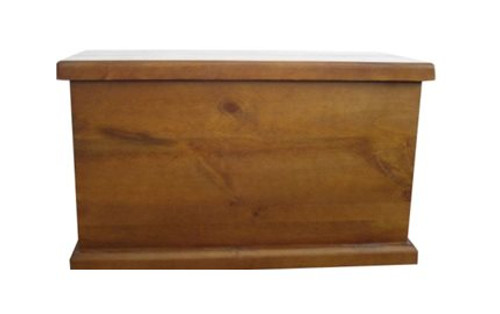 CENTURY SMOOTH BLANKET BOX (CFFBB) 1100(W) x 520(D) - NUTMEG (#216)