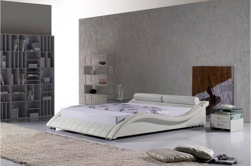 APURIA KING 3 PIECE BEDSIDE BEDROOM SUITE - LEATHERETTE - ASSORTED COLOURS