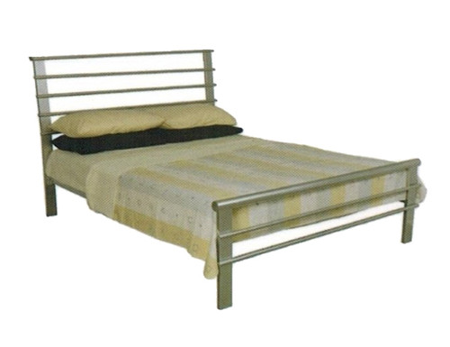 SINGLE LINEAR BED - ASSORTED COLOURS